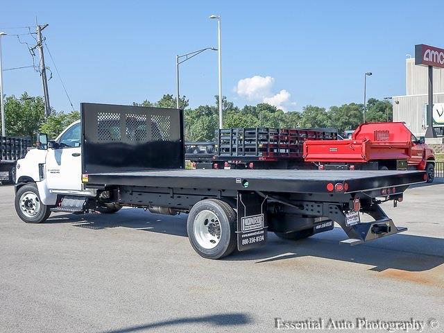 2021 Silverado 4500 Regular Cab DRW 4x2,  Monroe Truck Equipment Versa-Line Platform Body #51132 - photo 5