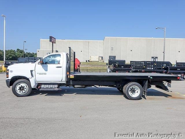 2021 Silverado 4500 Regular Cab DRW 4x2,  Monroe Truck Equipment Versa-Line Platform Body #51132 - photo 6