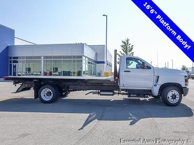 2021 Silverado 4500 Regular Cab DRW 4x2,  Monroe Truck Equipment Versa-Line Platform Body #51132 - photo 3