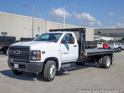 2021 Silverado 4500 Regular Cab DRW 4x2,  Monroe Truck Equipment Versa-Line Platform Body #51132 - photo 7