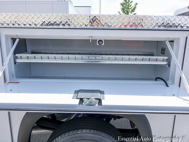 2021 Silverado 2500 Crew Cab 4x2,  Monroe Truck Equipment MSS II Service Body #51139 - photo 11