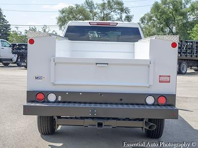 2021 Silverado 2500 Crew Cab 4x2,  Monroe Truck Equipment MSS II Service Body #51139 - photo 4