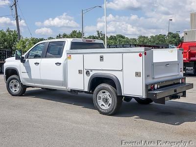 2021 Silverado 2500 Crew Cab 4x2,  Monroe Truck Equipment MSS II Service Body #51139 - photo 5