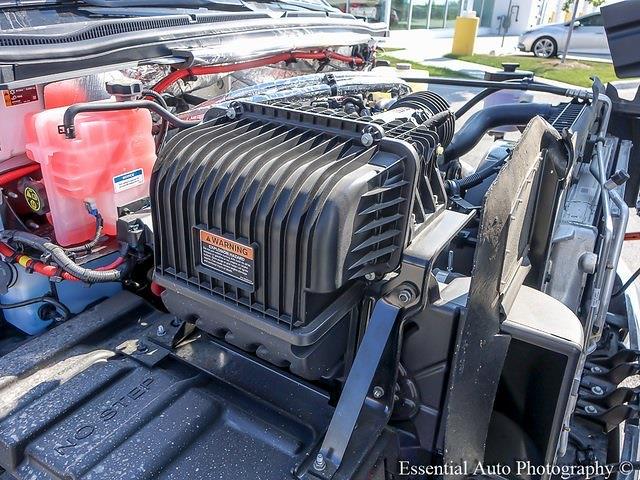 2021 Silverado 4500 Regular Cab DRW 4x2,  Monroe Truck Equipment Work-A-Hauler II Stake Bed #51141 - photo 19