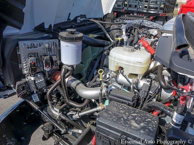 2021 Silverado 4500 Regular Cab DRW 4x2,  Monroe Truck Equipment Work-A-Hauler II Stake Bed #51141 - photo 21
