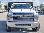 2021 Silverado 4500 Regular Cab DRW 4x2,  Monroe Truck Equipment Work-A-Hauler II Stake Bed #51141 - photo 8