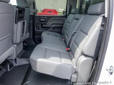 2021 Silverado 5500 Crew Cab DRW 4x2,  Monroe Truck Equipment Work-A-Hauler II Stake Bed #51155 - photo 12