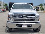 2021 Silverado 5500 Crew Cab DRW 4x2,  Monroe Truck Equipment Work-A-Hauler II Stake Bed #51155 - photo 8