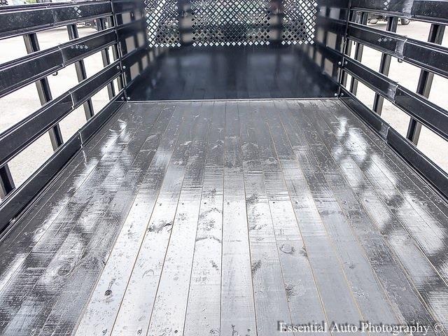 2021 Silverado 4500 Crew Cab DRW 4x2,  Monroe Truck Equipment AL Series Platform Body #51177 - photo 10