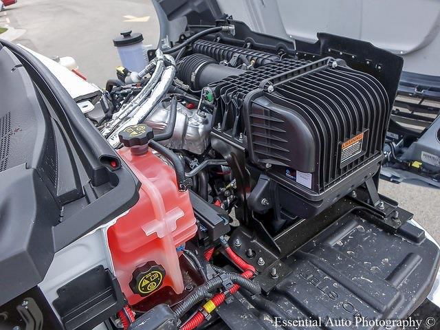 2021 Silverado 4500 Crew Cab DRW 4x2,  Monroe Truck Equipment AL Series Platform Body #51177 - photo 20
