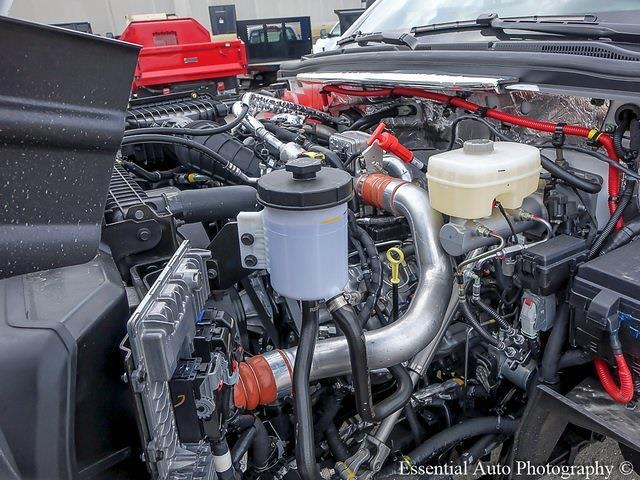 2021 Silverado 4500 Crew Cab DRW 4x2,  Monroe Truck Equipment AL Series Platform Body #51177 - photo 22