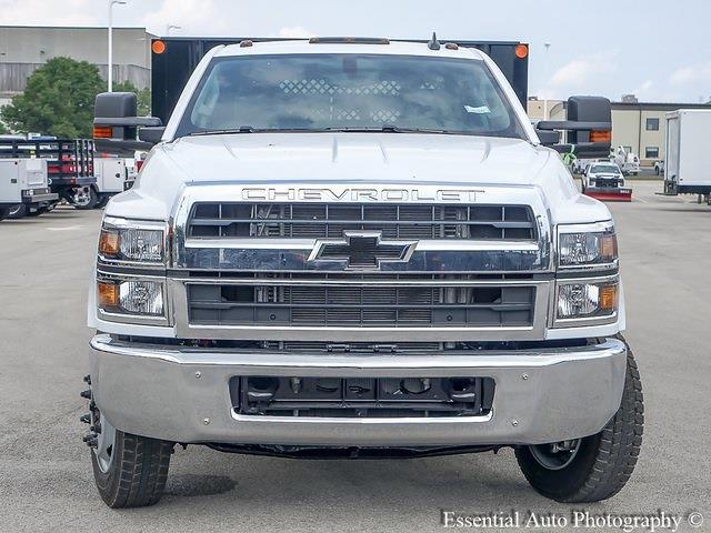 2021 Silverado 4500 Crew Cab DRW 4x2,  Monroe Truck Equipment AL Series Platform Body #51177 - photo 8