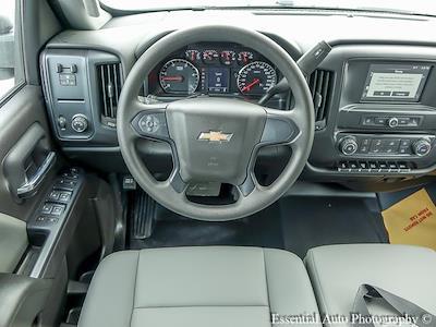 2021 Silverado 4500 Crew Cab DRW 4x2,  Monroe Truck Equipment AL Series Platform Body #51177 - photo 14