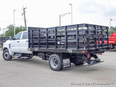 2021 Silverado 4500 Crew Cab DRW 4x2,  Monroe Truck Equipment AL Series Platform Body #51177 - photo 5