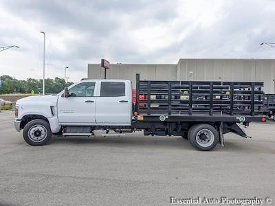 2021 Silverado 4500 Crew Cab DRW 4x2,  Monroe Truck Equipment AL Series Platform Body #51177 - photo 6