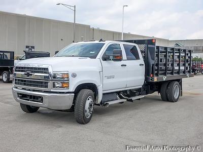 2021 Silverado 4500 Crew Cab DRW 4x2,  Monroe Truck Equipment AL Series Platform Body #51177 - photo 7