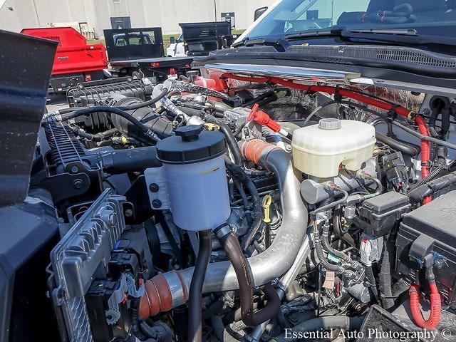 2021 Silverado 4500 Regular Cab DRW 4x2,  Monroe Truck Equipment Work-A-Hauler II Stake Bed #51183 - photo 19