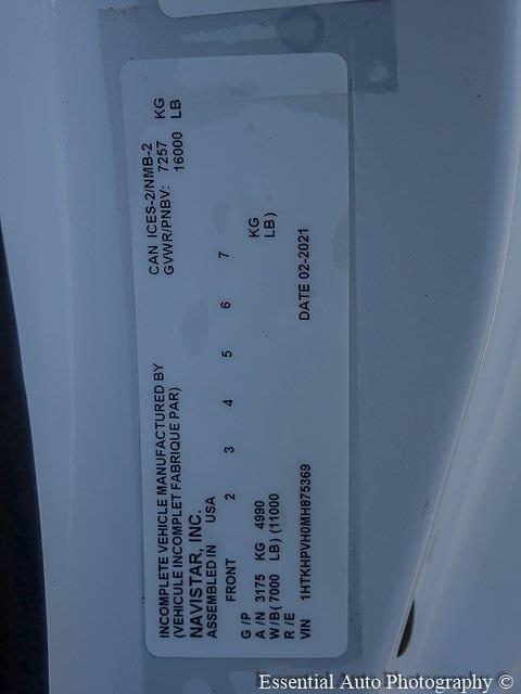 2021 Silverado 4500 Regular Cab DRW 4x2,  Monroe Truck Equipment Work-A-Hauler II Stake Bed #51183 - photo 21