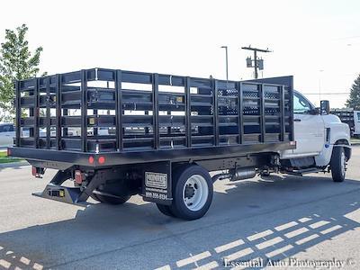 2021 Silverado 4500 Regular Cab DRW 4x2,  Monroe Truck Equipment Work-A-Hauler II Stake Bed #51183 - photo 23