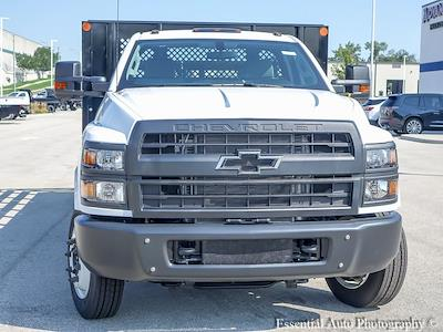 2021 Silverado 4500 Regular Cab DRW 4x2,  Monroe Truck Equipment Work-A-Hauler II Stake Bed #51183 - photo 7