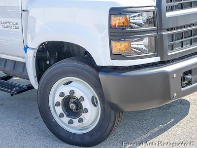 2021 Silverado 4500 Regular Cab DRW 4x2,  Monroe Truck Equipment Work-A-Hauler II Stake Bed #51183 - photo 8