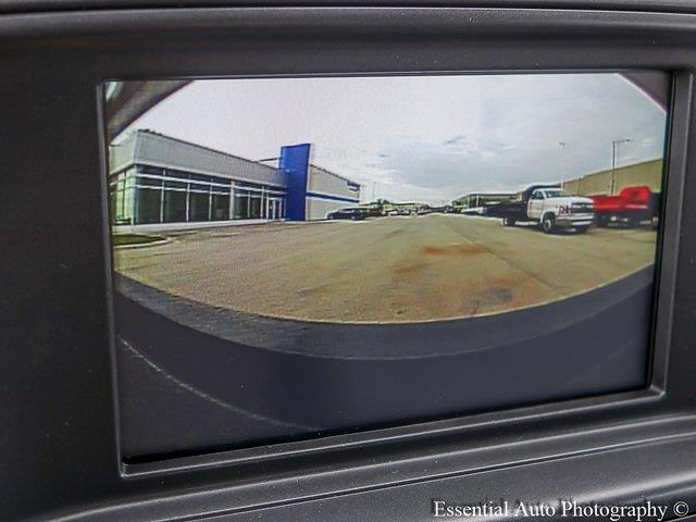 2021 Silverado 5500 Regular Cab DRW 4x4,  Monroe Truck Equipment MTE-Zee Dump Body #51192 - photo 18