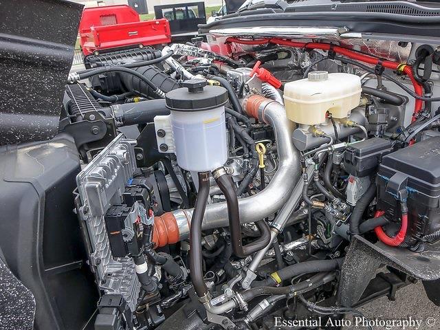 2021 Silverado 5500 Regular Cab DRW 4x4,  Monroe Truck Equipment MTE-Zee Dump Body #51192 - photo 23