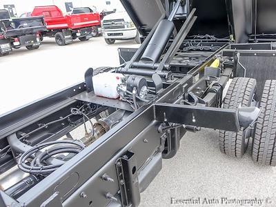 2021 Silverado 5500 Regular Cab DRW 4x4,  Monroe Truck Equipment MTE-Zee Dump Body #51192 - photo 12