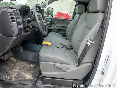 2021 Silverado 5500 Regular Cab DRW 4x4,  Monroe Truck Equipment MTE-Zee Dump Body #51192 - photo 14
