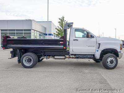 2021 Silverado 5500 Regular Cab DRW 4x4,  Monroe Truck Equipment MTE-Zee Dump Body #51192 - photo 2