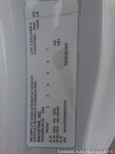 2021 Silverado 5500 Regular Cab DRW 4x4,  Monroe Truck Equipment MTE-Zee Dump Body #51192 - photo 25