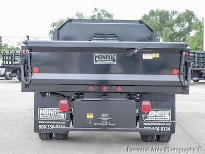 2021 Silverado 5500 Regular Cab DRW 4x4,  Monroe Truck Equipment MTE-Zee Dump Body #51192 - photo 4