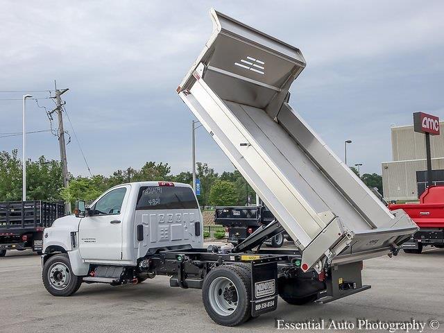 2021 Silverado 4500 Regular Cab DRW 4x2,  Monroe Truck Equipment MTE-Zee SST Series Dump Body #51193 - photo 11