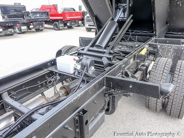 2021 Silverado 4500 Regular Cab DRW 4x2,  Monroe Truck Equipment MTE-Zee SST Series Dump Body #51193 - photo 12