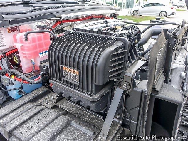 2021 Silverado 4500 Regular Cab DRW 4x2,  Monroe Truck Equipment MTE-Zee SST Series Dump Body #51193 - photo 22