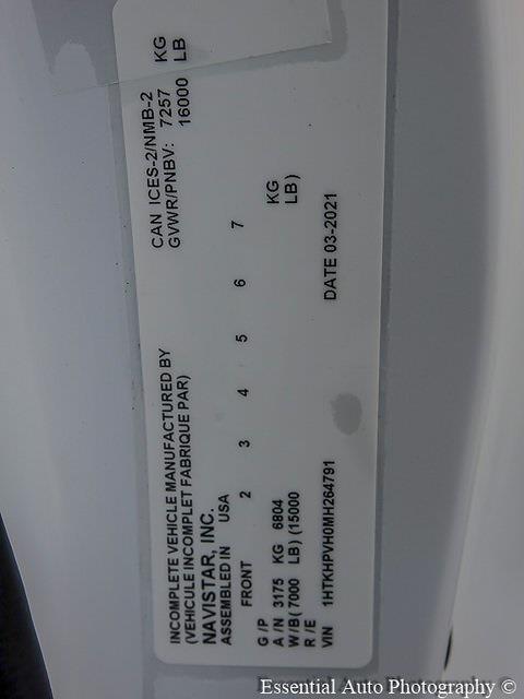 2021 Silverado 4500 Regular Cab DRW 4x2,  Monroe Truck Equipment MTE-Zee SST Series Dump Body #51193 - photo 26