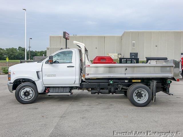 2021 Silverado 4500 Regular Cab DRW 4x2,  Monroe Truck Equipment MTE-Zee SST Series Dump Body #51193 - photo 6