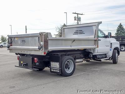2021 Silverado 4500 Regular Cab DRW 4x2,  Monroe Truck Equipment MTE-Zee SST Series Dump Body #51193 - photo 3