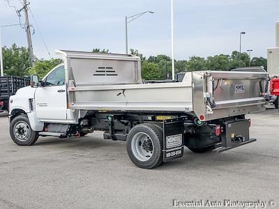2021 Silverado 4500 Regular Cab DRW 4x2,  Monroe Truck Equipment MTE-Zee SST Series Dump Body #51193 - photo 5