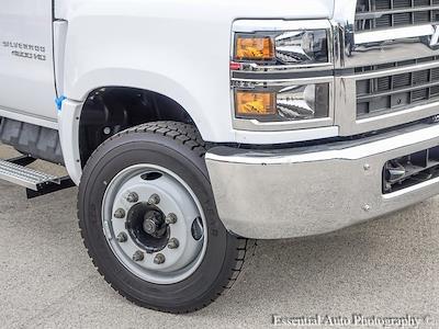 2021 Silverado 4500 Regular Cab DRW 4x2,  Monroe Truck Equipment MTE-Zee SST Series Dump Body #51193 - photo 9
