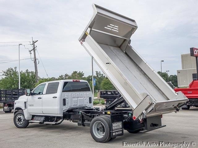 2021 Silverado 4500 Crew Cab DRW 4x2,  Dump Body #51199 - photo 12