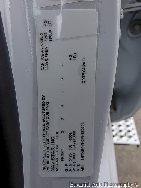 2021 Silverado 4500 Crew Cab DRW 4x2,  Dump Body #51199 - photo 27