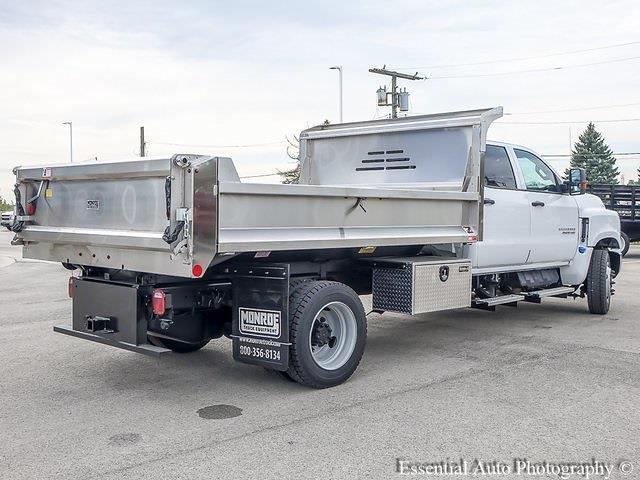 2021 Silverado 4500 Crew Cab DRW 4x2,  Dump Body #51199 - photo 3