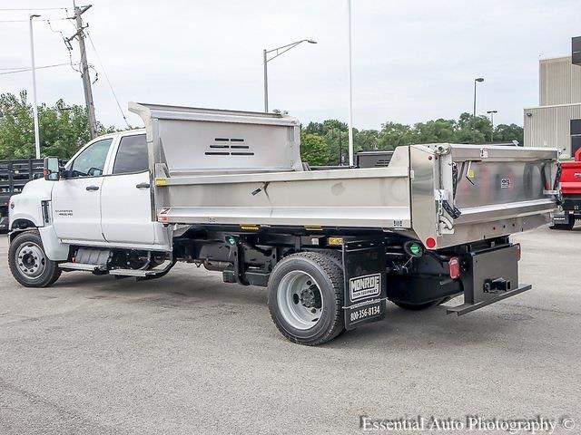 2021 Silverado 4500 Crew Cab DRW 4x2,  Dump Body #51199 - photo 5