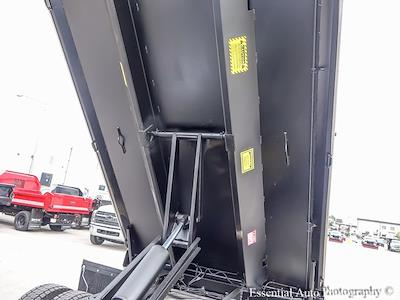 2021 Silverado 4500 Crew Cab DRW 4x2,  Dump Body #51199 - photo 14