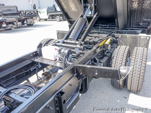 2021 Silverado 4500 Regular Cab DRW 4x2,  Dump Body #51200 - photo 12
