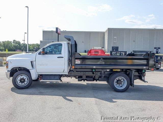2021 Silverado 4500 Regular Cab DRW 4x2,  Dump Body #51200 - photo 6