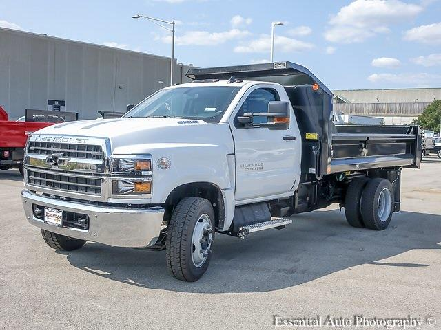 2021 Silverado 4500 Regular Cab DRW 4x2,  Dump Body #51200 - photo 7
