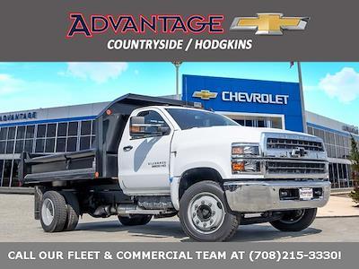 2021 Silverado 4500 Regular Cab DRW 4x2,  Dump Body #51200 - photo 1