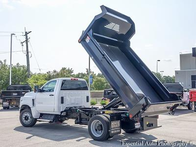 2021 Silverado 4500 Regular Cab DRW 4x2,  Dump Body #51200 - photo 11